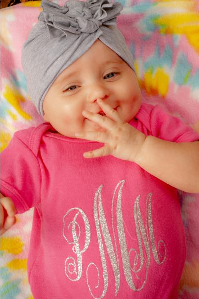 Little girl - Birth Choice Client baby