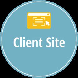 Client Site